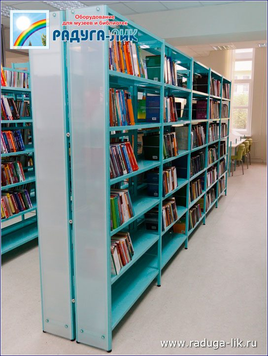 """Библиотечная мебель серии """"neo"""" и """"neo-lite""""."""