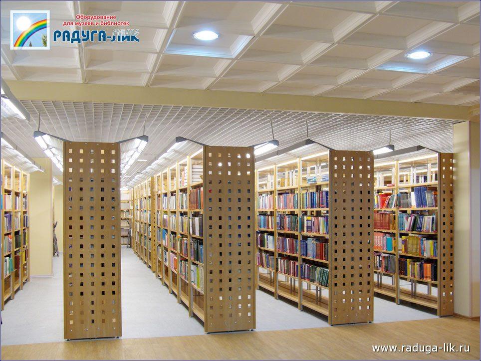 фото интерьер библиотеки